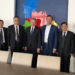 Visit by representatives of the Yunnan province